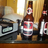 Photo taken at Raleigh Marriott City Center by Tom B. on 8/24/2012
