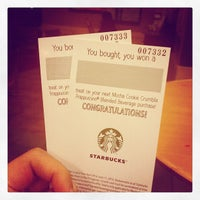 Photo taken at Starbucks Coffee by Apaul S. on 4/26/2012