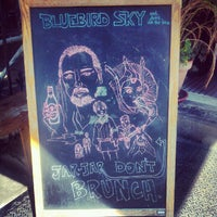 Photo taken at Bluebird Sky by Reb C. on 8/2/2012