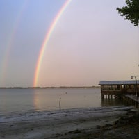 Photo taken at Kingsley Lake by Jerri K. on 4/1/2012