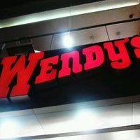 Photo taken at Wendy's by Vanina D. on 2/4/2012