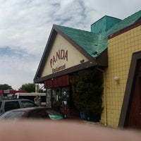 Photo taken at Panda Restaurant by Ry A. on 9/6/2012
