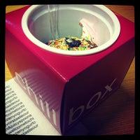 Photo taken at chillbox frozen yogurt by Marilou S. on 8/7/2012
