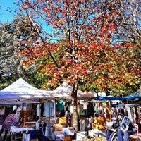Photo taken at Glebe Markets by Simon T. on 6/9/2012