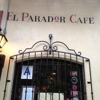 Photo taken at El Parador by Bob A. on 5/5/2012