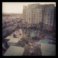Photo taken at The Grandview at Las Vegas by Trevor L. on 7/17/2012