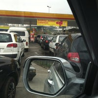 Photo taken at Posto Carrefour (Shell) by Cesar I. on 6/13/2012