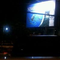 Photo taken at Nusantaraku resto & cafe by Dodie A. on 7/14/2012