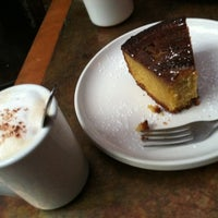 Photo taken at Bee Desserts & Cafe by Elizabeth C. on 7/30/2012