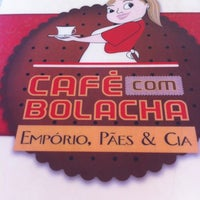 Photo taken at Café Com Bolacha by Rodrigo d. on 6/8/2012