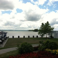 Photo taken at The Inn on the Lake by Lindsey C. on 6/25/2012