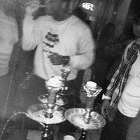 Photo taken at Arabian Nights Hookah Bar and Lounge by Fabian . on 4/15/2012