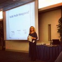 Photo taken at UNH Communication Summit by Jason B. on 6/20/2012