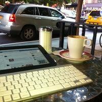 Photo taken at Borgia II Cafe by Rod M. on 6/26/2012