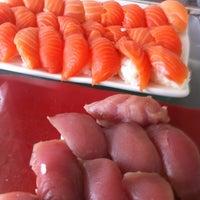 Photo taken at Kamiya Sushi & Sukiyaki by Alan T. on 2/17/2012