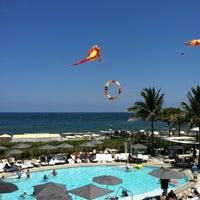 Photo taken at Boca Beach Club, A Waldorf Astoria Resort by Victoria B. on 5/5/2012