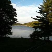 Photo taken at Deep Creek Lake by Gregory R. on 8/11/2012