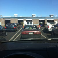 Photo taken at Emissions Testing Facility by Emily A. on 2/21/2012