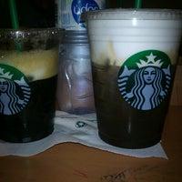 Photo taken at Starbucks by Ioanna D. on 8/24/2012