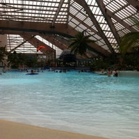 Photo taken at Aquaboulevard by Плетеный Ш. on 5/31/2012