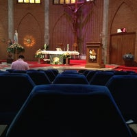 Photo taken at Saint John's Church by Lek L. on 9/2/2012