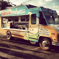 Photo taken at Nammi Truck by Bart K. on 8/31/2012