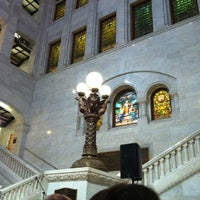 Photo taken at Minneapolis City Hall by Haben on 3/10/2012