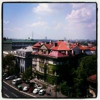 Photo taken at Opština Savski venac by Jovana R. on 8/3/2012