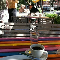 Photo taken at Barbette by Jon D. on 8/6/2012