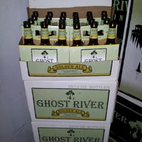 Photo taken at Ghost River Brewery by Marsha on 7/30/2012