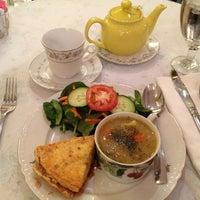 Photo taken at Cozy Tea by Ashley E. on 2/14/2012