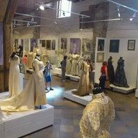Photo taken at Dekoratīvās mākslas un dizaina muzejs   Museum of Decorative Arts and Design by Eva P. on 8/20/2012