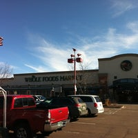 Photo taken at Whole Foods Market by Fearghas M. on 2/16/2012
