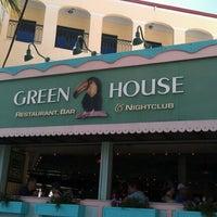 Photo taken at Green House Bar & Restaurant by Scott W. on 2/29/2012