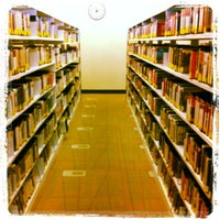 Photo taken at 95th Street Library: NPL by Heidi P. on 3/2/2012