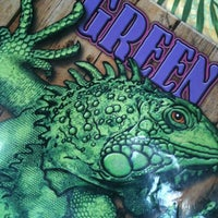 Photo taken at Green Iguana Bar & Grill by Kathy W. on 3/27/2012