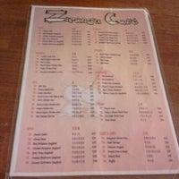 Photo taken at Zipangu Cafe by QiQi C. on 5/14/2012