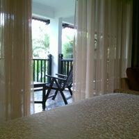 Photo taken at Cyberview Lodge Resort & Spa by katok k. on 7/15/2012