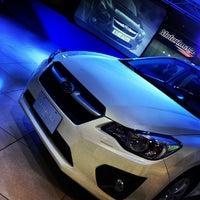Photo taken at Subaru Greenhills | Motor Image Pilipinas Inc. by Raffy D. on 7/14/2012