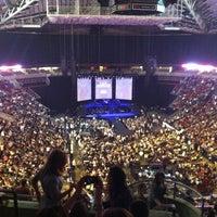 Photo taken at KeyArena at Seattle Center by Kurtis on 3/21/2012