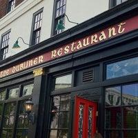 Photo taken at Dubliner Restaurant & Pub by George G. on 4/17/2012