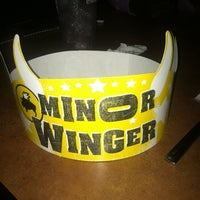 Photo taken at Buffalo Wild Wings by Andrea P. on 5/14/2012