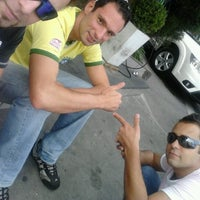 Photo taken at Leandrini Auto Posto by Rodrigo R. on 8/1/2012