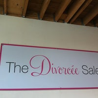 Photo taken at The Divorcee Sale by Jill A. on 4/26/2012