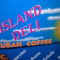 Photo taken at Island Deli by Rick D. on 2/10/2012