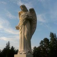 Photo taken at Evergreen Washelli by Nikki on 7/18/2012