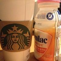 Photo taken at Starbucks by Jennifer D. on 5/5/2012