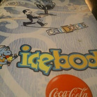 Photo taken at Ice Bode by Luiz Antônio A. on 3/29/2012