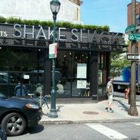 Photo taken at Shake Shack by Alex B. on 6/9/2012