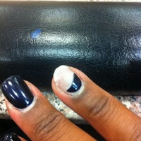 Photo taken at Classic Nails by Kimora L. on 3/6/2012